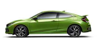 2017 Honda Civic Si Coupe For Sale in Murray