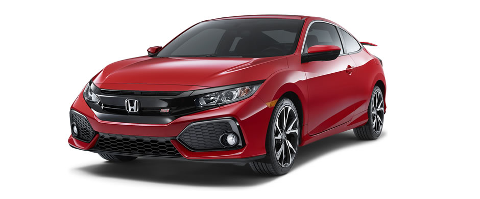2017 Honda Civic Si Coupe For Sale in Garden City