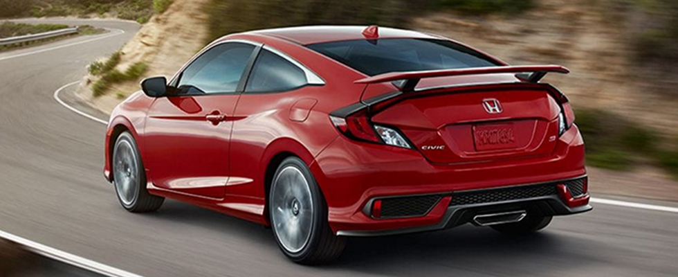 2017 Honda Civic Si Coupe Safety Main Img