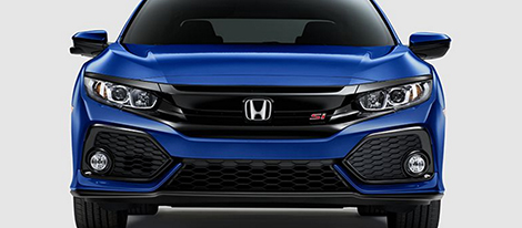 2017 Honda Civic Si Sedan comfort