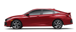 2017 Honda Civic Si Sedan For Sale in Murray