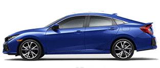 2017 Honda Civic Si Sedan
