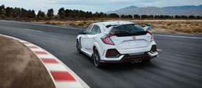 2017 Honda Civic Type-R performance