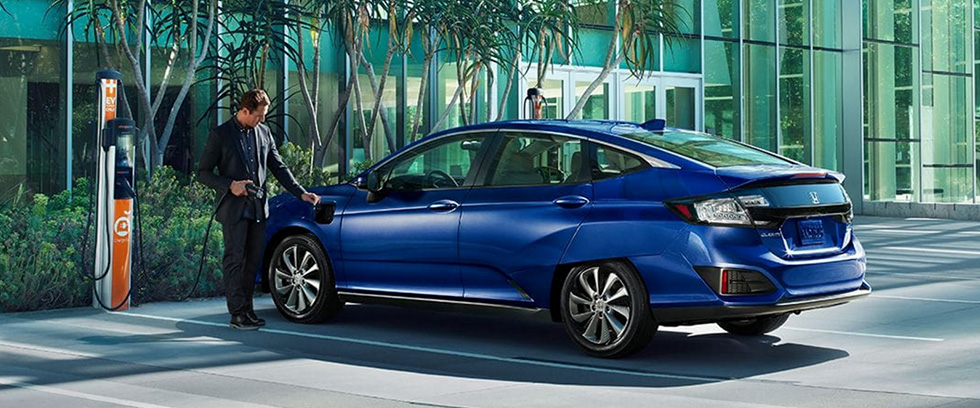 2017 Honda Clarity Electric Appearance Main Img