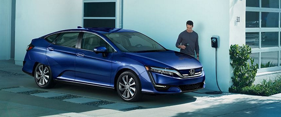 2017 Honda Clarity Electric For Sale in Sarasota