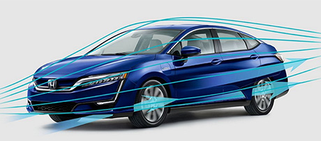 2017 Honda Clarity Electric performance