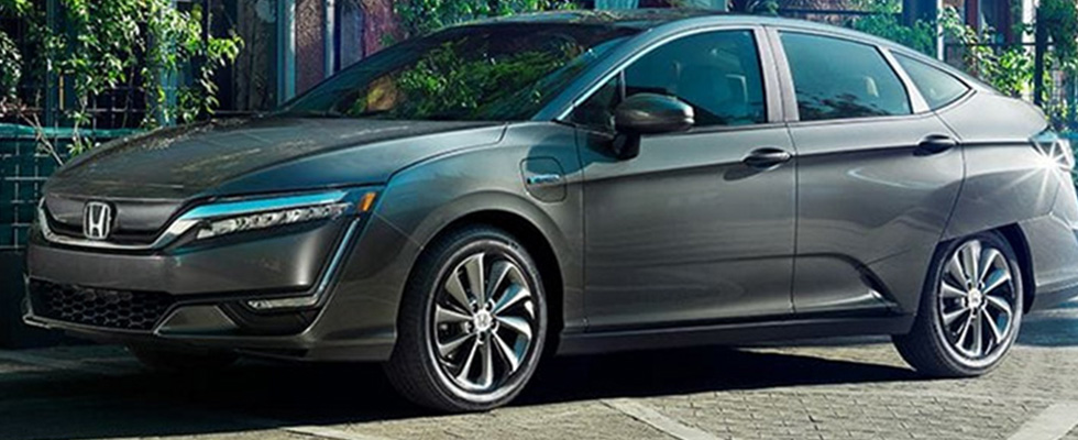2017 Honda Clarity Electric Safety Main Img