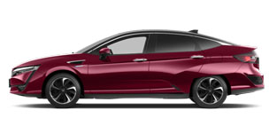 2017 Honda Clarity Fuel Cell For Sale in Everett