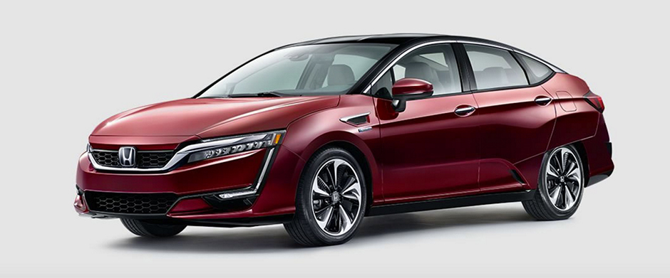 2017 Honda Clarity Fuel Cell For Sale in Spokane
