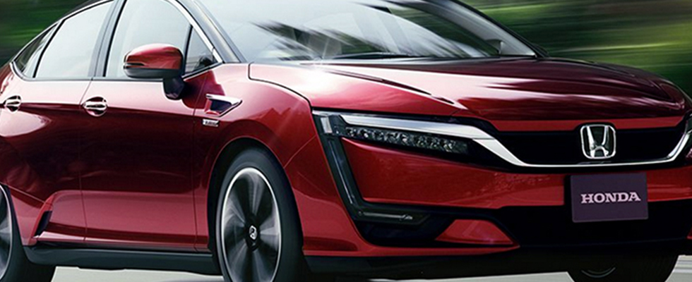 2017 Honda Clarity Fuel Cell Safety Main Img