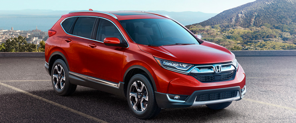 2017 Honda CR-V Appearance Main Img