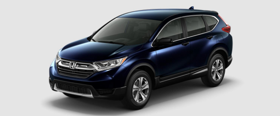 2017 Honda CR-V For Sale in