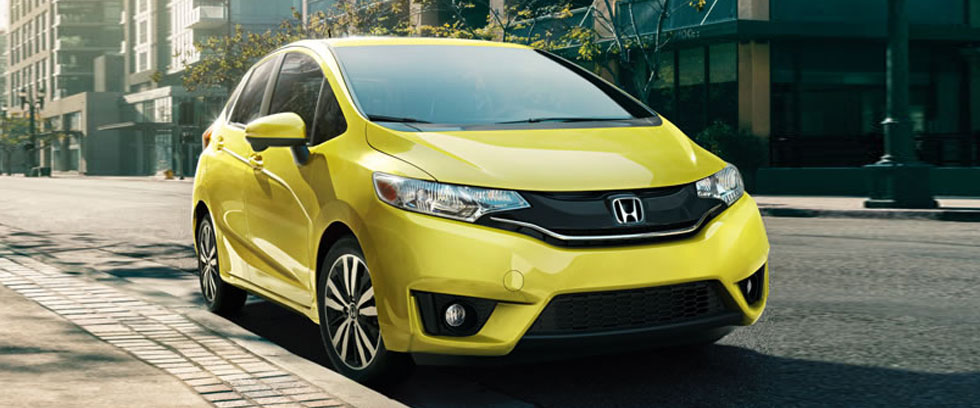 2017 Honda Fit 5 Door Appearance Main Img