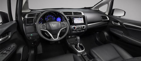 2017 Honda Fit 5 Door comfort