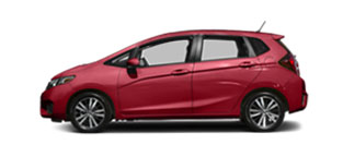 2017 Honda Fit 5 Door