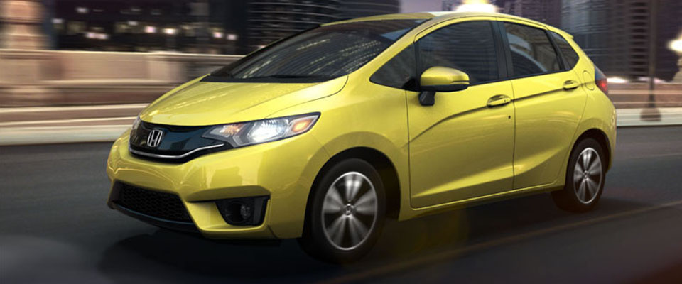 2017 Honda Fit 5 Door For Sale in Spokane