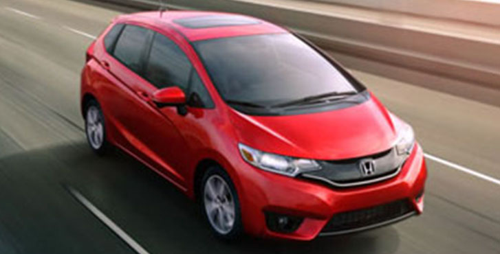 2017 Honda Fit 5 Door performance