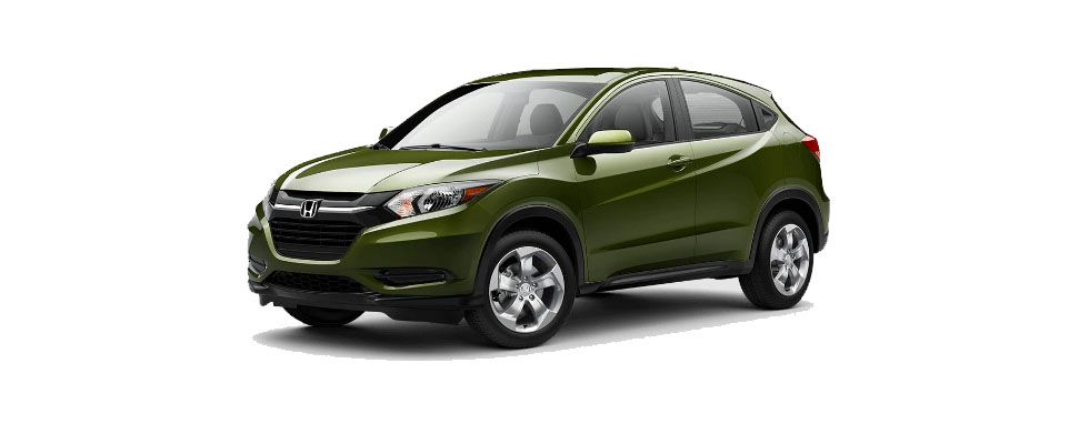 2017 Honda HR-V Crossover For Sale in Spokane