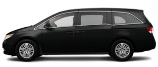 2017 Honda Odyssey For Sale in Huntington