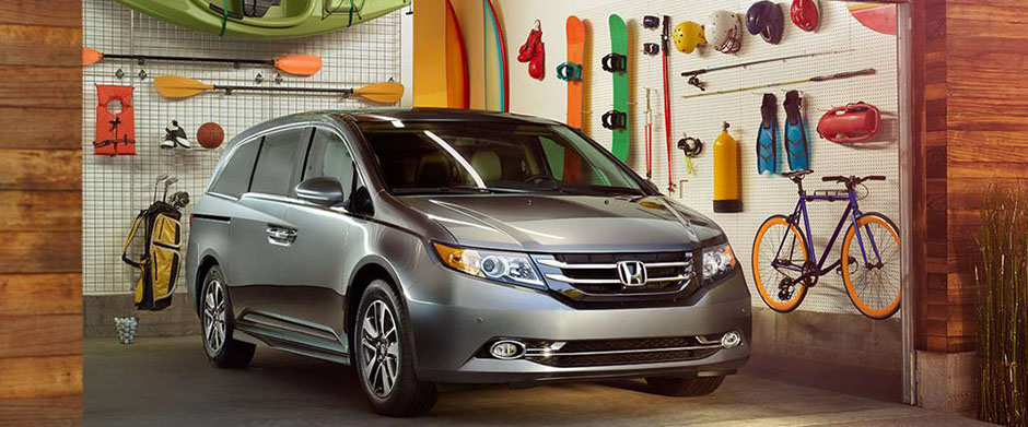 2017 Honda Odyssey For Sale in