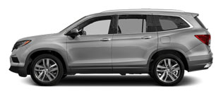 2017 Honda Pilot For Sale in Garden City