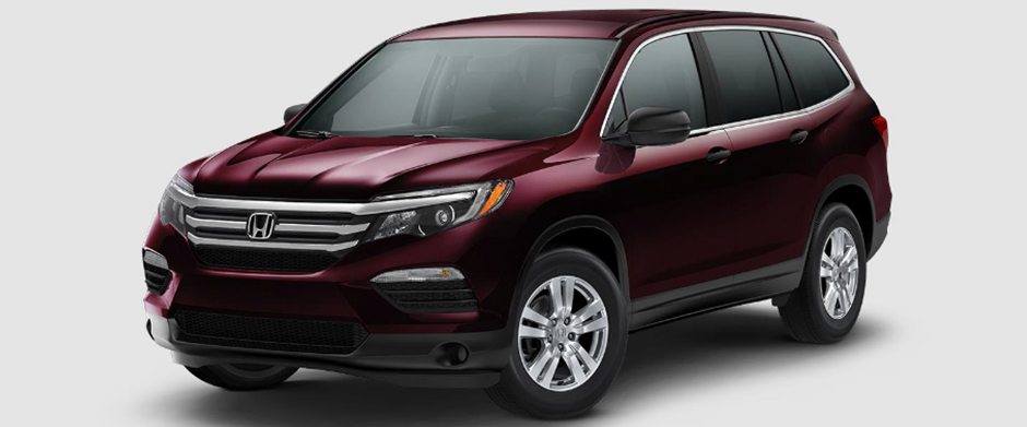 2017 Honda Pilot For Sale in Huntington