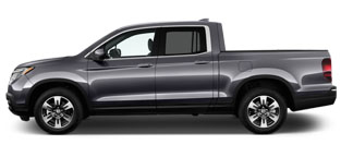 2017 Honda Ridgeline For Sale in Rome