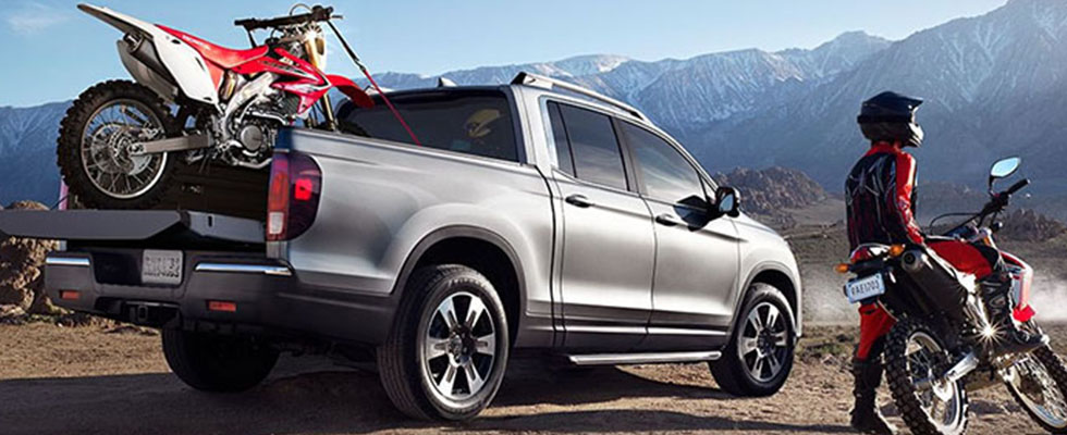 2017 Honda Ridgeline Safety Main Img