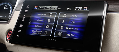 8-inch Audio Touch-Screen Display