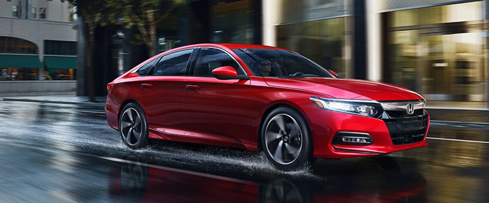 2018 Honda Accord Hybrid Appearance Main Img