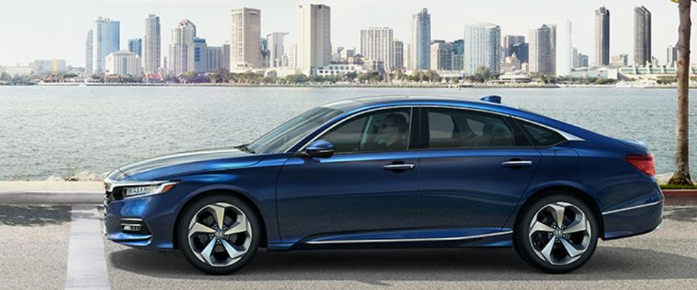 2018 Honda Accord Sedan Appearance Main Img