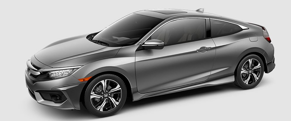 2018 Honda Civic Coupe Appearance Main Img