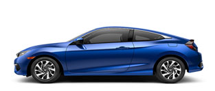2018 Honda Civic Coupe For Sale in Spokane