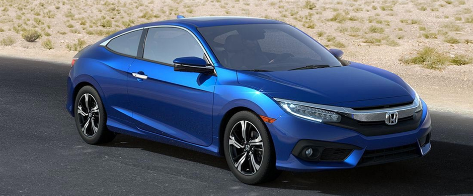 2018 Honda Civic Coupe For Sale in Huntington