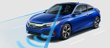 2018 Honda Civic Coupe safety