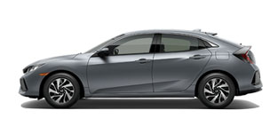 2018 Honda Civic Hatchback For Sale in Huntington