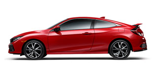 2018 Honda Civic Si Coupe For Sale in Garden City