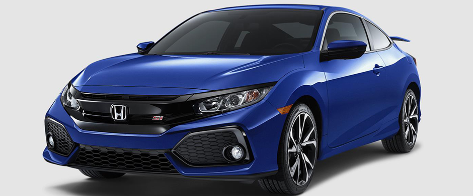 2018 Honda Civic Si Coupe For Sale in