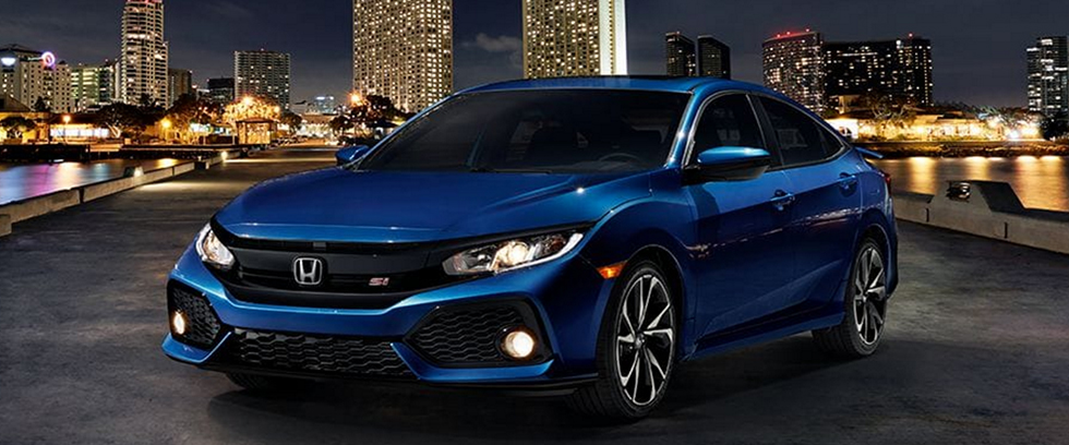 2018 Honda Civic Si Sedan Appearance Main Img