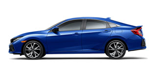 2018 Honda Civic Si Sedan For Sale in Huntington