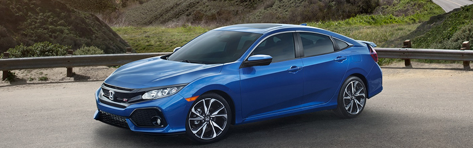 2018 Honda Civic Si Sedan For Sale in