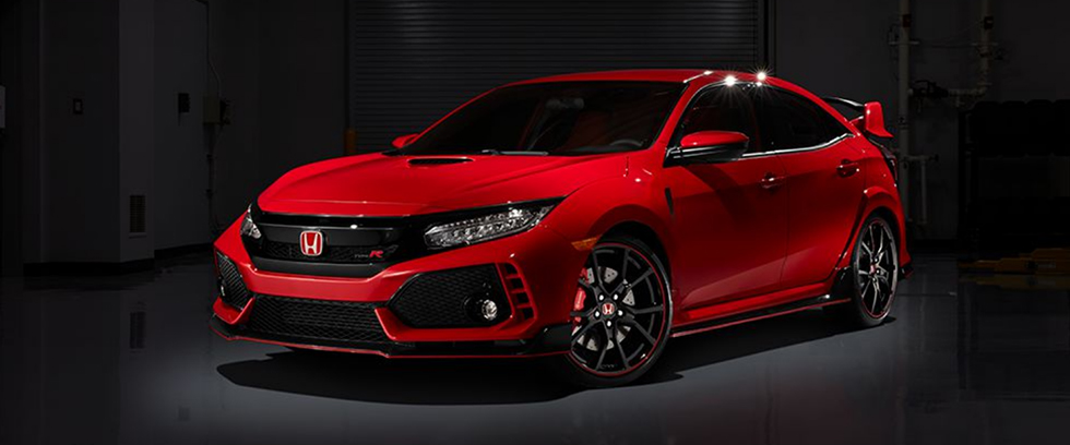 2018 Honda Civic Type-R Appearance Main Img