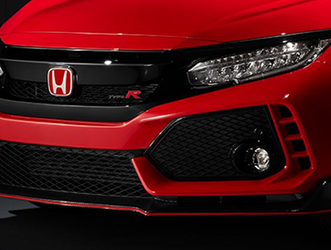 2018 Honda Civic Type-R appearance