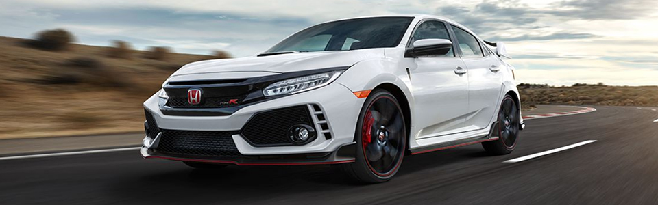 2018 Honda Civic Type-R Safety Main Img