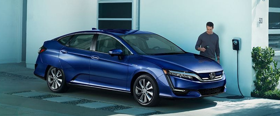 2018 Honda Clarity Electric Appearance Main Img