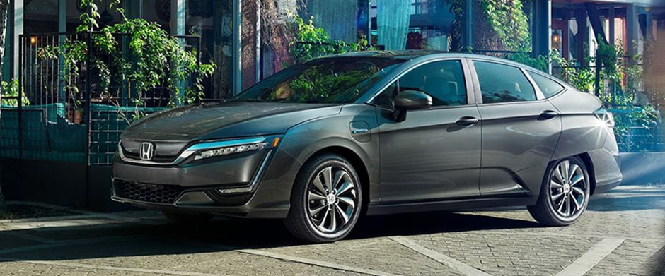2018 Honda Clarity Electric For Sale in Rome