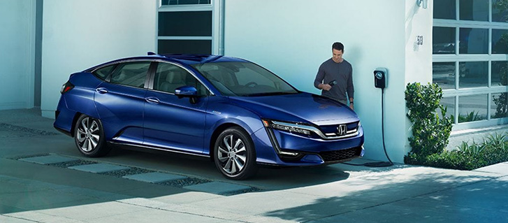 2018 Honda Clarity Electric performance