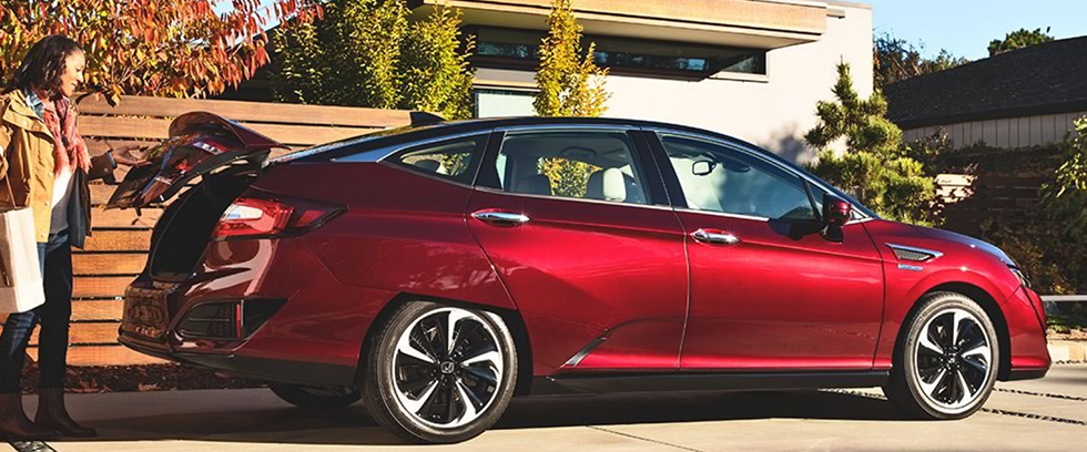 2018 Honda Clarity Fuel Cell Appearance Main Img
