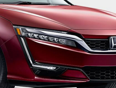 2018 Honda Clarity Fuel Cell appearance