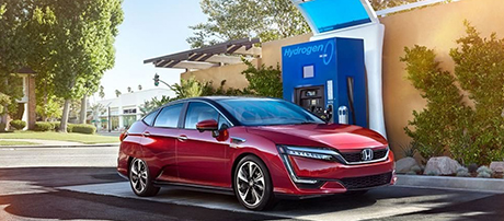 Honda Clarity Fuel Cell in Boise | Ada County 2018 Honda